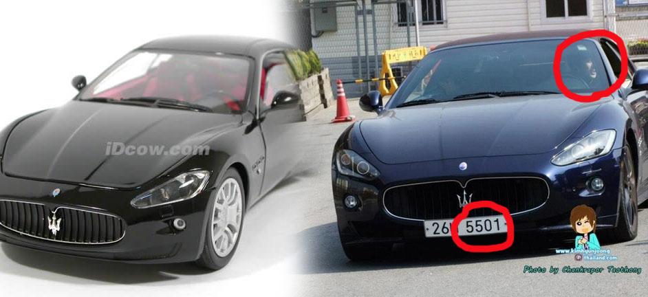 Who Owns Maserati >> Kim Hyung Jun Birthday Gift from Triple S Sri Lanka | immorTal TS Sri Lanka